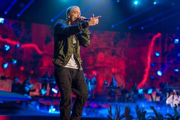 "Eminem's ""Music To Be Murdered By"" Goes Gold"