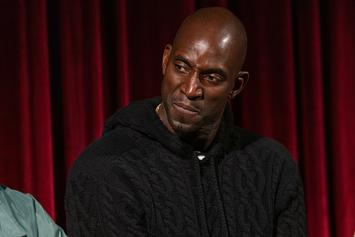 Kevin Garnett's Documentary Is Going To Be Electric: Trailer