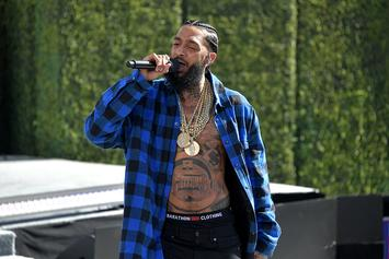 James Harden Reveals Nipsey Hussle Planned To Start Sports Agency