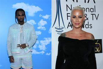 Pop Smoke Supposed To See Amber Rose On Day Of Murder