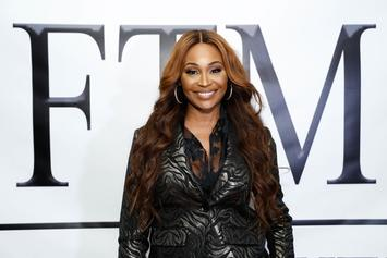 Cynthia Bailey Takes Pole Dancing Class & Twerks For IG On 53rd Birthday