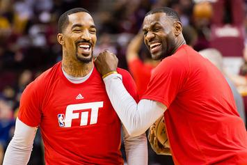 LeBron James Reveals Nickname For JR Smith Amid Lakers Rumors
