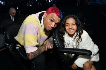 Chris Brown's Ex Thinks Daughter Royalty Will Be A Bigger Star Than Him