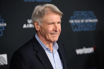 "Harrison Ford On ""Rise Of Skywalker"" Appearance: What Is A ""Force Ghost"""