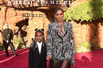 "Beyoncé & Blue Ivy Win NAACP Award For ""Brown Skin Girl"""