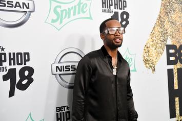 Safaree Enjoys First Daddy Diaper Run To A Pop Smoke Song