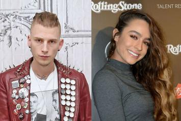 Machine Gun Kelly Rumored To Be Dating IG Model Sommer Ray: Report