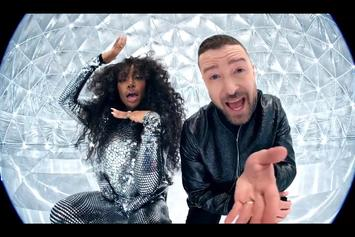 """SZA & Justin Timberlake Present Flashy Visual For Funky Collab """"The Other Side"""""""