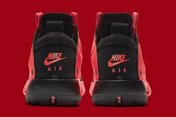 """Air Jordan 34 """"Infrared"""" Officially Unveiled: Release Details"""