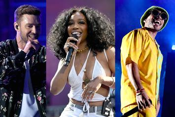 "Justin Timberlake, SZA, Anderson .Paak Join ""Trolls: World Tour"" Soundtrack"