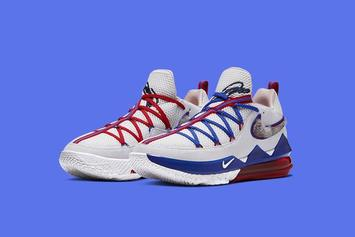 """Space Jam x Nike LeBron 17 Low """"Tune Squad"""": Purchase Links"""