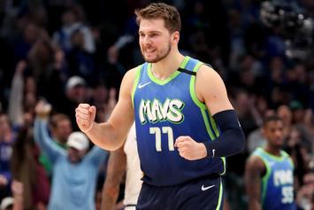Luka Doncic Sets Mavs Record Just 122 Games Into His Career