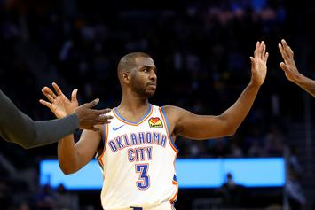 Chris Paul Reacts To Knicks Trade Rumors