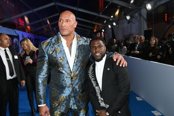 Kevin Hart Disses The Rock After Stunt Double Is Revealed