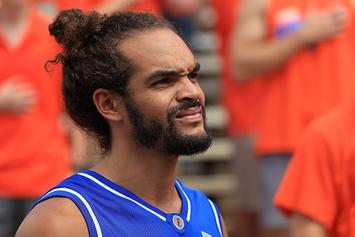 Joakim Noah's Bizarre Achilles Injury Story Revealed