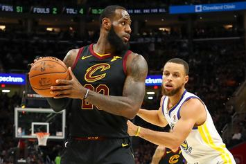 LeBron James & Steph Curry React To NBA Shutdown