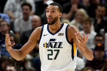 Rudy Gobert's Health Updated Following Coronavirus Diagnosis