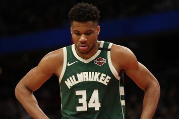 Giannis Antetokounmpo Sends Message To Fans Amid NBA Shutdown