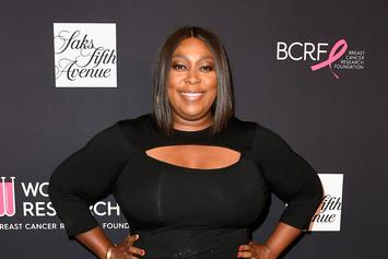 "Loni Love Denies Getting Tamar Braxton Fired From ""The Real"""