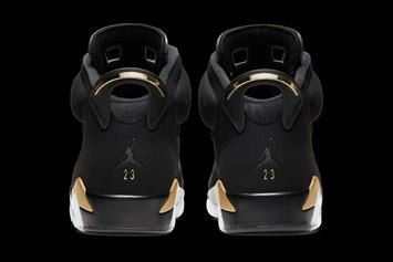 "Air Jordan 6 ""DMP"" Official Images Unveiled Ahead Of April Release"