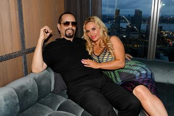 CoCo Austin Shares Pic Of Her Breastfeeding 4-Year Old Daughter