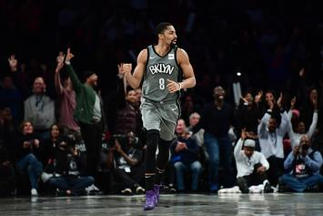 Nets' Dinwiddie Suggests March Madness-Like NBA Playoff Format