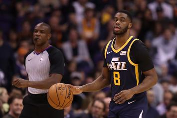 Emmanuel Mudiay Breaks Silence On Rudy Gobert COVID-19 Debacle
