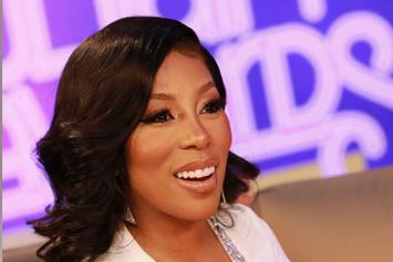 K. Michelle Stresses While Continuing IVF During COVID-19 Pandemic