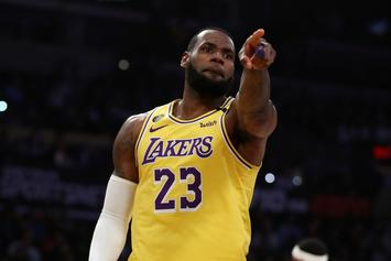 LeBron James Answers Which Of His Signature Shoes Are His Favorite