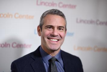 Andy Cohen Reveals He Tested Positive For Coronavirus
