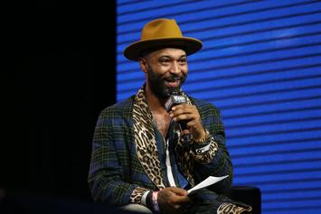 "Joe Budden Preps Pandemic Performance Of ""Pump It Up"""