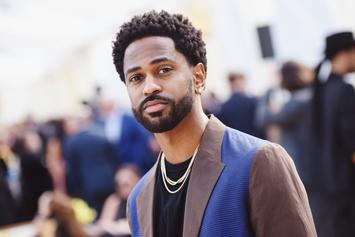 "Big Sean Enjoys Quiet Birthday With Decadent ""Detroit"" Cake"