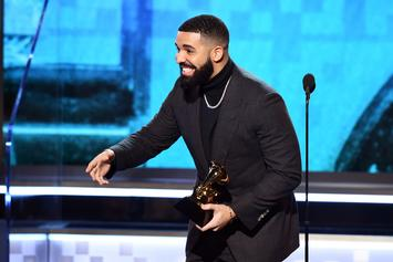 "Drake To Executive Produce ""48 Laws Of Power"" Series For Quibi"