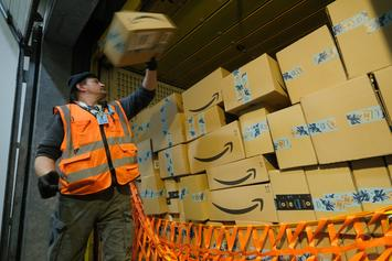 Amazon Delivery Man Caught Spitting On Customer's Package