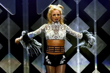 Britney Spears Was Only Joking About Beating Usain Bolt's World Record