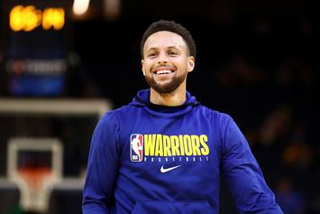 Steph Curry Reportedly Not Concerned With Basketball Right Now