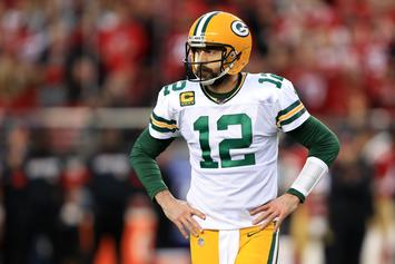 "Aaron Rodgers Recalls ""Absolute Pandemonium"" In Peru During COVID-19 Outbreak"