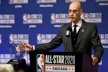 NBA Reportedly Planning Massive Changes To Playoffs Upon Return
