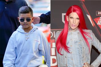 Jeffree Star Responds To Mason Disick Diss