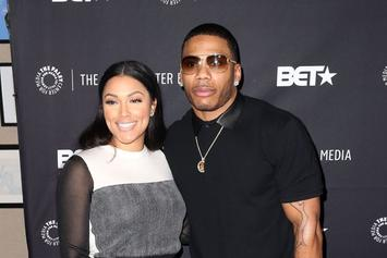 """Nelly Impersonated By Girlfriend Shantel Jackson With """"Dilemma"""" IG Clip"""