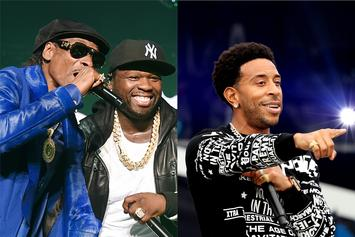 50 Cent Would Be Down To Battle Snoop Dogg Or Ludacris