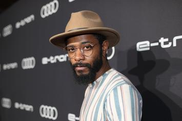 LaKeith Stanfield Debuts Bald Head