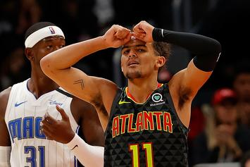Trae Young & ESPN Roasted For Abhorrent H-O-R-S-E Video Quality
