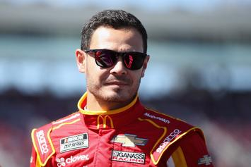 NASCAR Driver Kyle Larson Suspended After Using Racial Slur