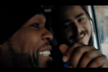 """50 Cent Finally Shares Visual For 2015 """"Tryna F*ck Me Over"""" Ft. Post Malone"""