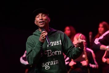 Pharrell Williams Explains Why COVID-19 Disproportionately Affects People Of Colour