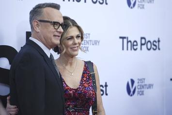 Tom Hanks On Being Quarantined With Rita Wilson For COVID-19