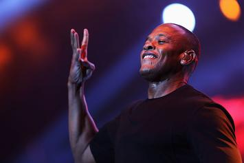 """Dr. Dre's """"The Chronic"""" Hits All Streaming Platforms"""