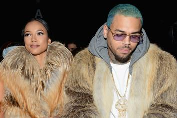 Chris Brown Fan Accuses Ammika Harris Of Trying To Be His Ex Karrueche