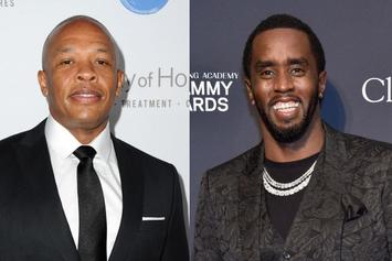 "Diddy Tells Fat Joe That Dr. Dre Battle May Happen: ""We're Talking About It"""